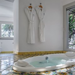 Hotel Santa Caterina сауна