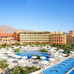 Отель Strand Taba Heights Beach & Golf Resort Таба бассейн