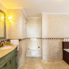 Отель Kairaba Alacati Beach Resort Чешме ванная фото 2