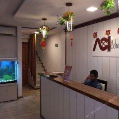 Отель Airport Comfort Inn Maldives Мале интерьер отеля фото 3