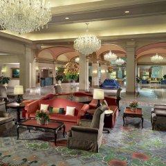 Отель Omni Shoreham Hotel США, Вашингтон - отзывы, цены и фото номеров - забронировать отель Omni Shoreham Hotel онлайн интерьер отеля