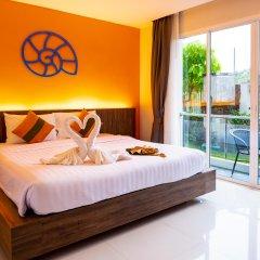 Отель Di Pantai Boutique Beach Resort комната для гостей