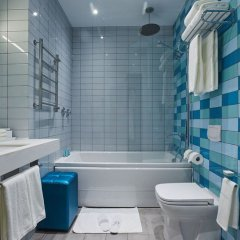 Гостиница Миротель Новосибирск 4* Стандартный номер с разными типами кроватей фото 12