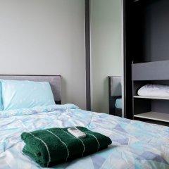 Отель The Base Pattaya by Smart Delight Паттайя сейф в номере