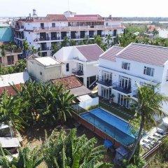 Отель Hoi An Sunny Pool Villa пляж