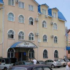 Гостиница Руслан парковка
