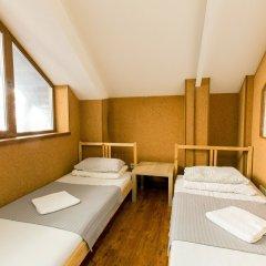 Rivyersky Hostel Сочи комната для гостей