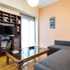 Апартаменты Comfy Apartment for 4 People Афины комната для гостей