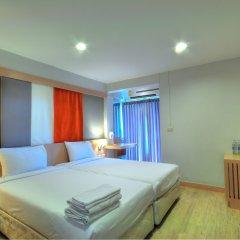 Отель Bs Residence Suvarnabhumi Бангкок комната для гостей