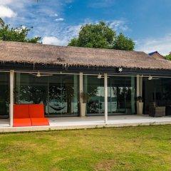 Отель Beachfront Villa Таиланд, пляж Панва - отзывы, цены и фото номеров - забронировать отель Beachfront Villa онлайн фитнесс-зал фото 2