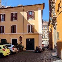Отель Pantheon Charming Attic Рим парковка