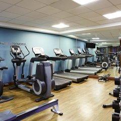 Отель Novotel London Waterloo фитнесс-зал фото 3