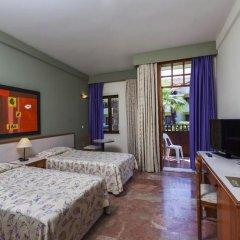 Club Tuana Fethiye 5* Стандартный номер с различными типами кроватей