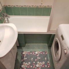Гостиница DeLuxe Apartment Grina 34 в Москве отзывы, цены и фото номеров - забронировать гостиницу DeLuxe Apartment Grina 34 онлайн Москва ванная