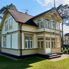 Апартаменты M.S. Kuznetsov Apartments Luxury Villa Юрмала фото 11