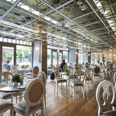 Отель Hilton London Hyde Park гостиничный бар