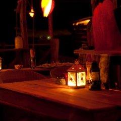 Отель Blue Orange Beach Resort питание фото 2