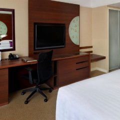 Отель PARKROYAL COLLECTION Marina Bay Сингапур удобства в номере