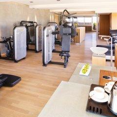 Hotel Bellevue Palace Bern фитнесс-зал