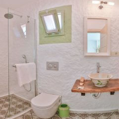 Отель Palas Alacati - Adults Only Чешме ванная