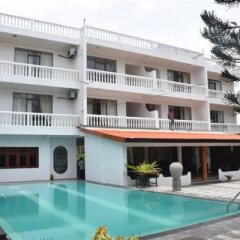 Отель Sumadai Шри-Ланка, Берувела - отзывы, цены и фото номеров - забронировать отель Sumadai онлайн бассейн фото 2