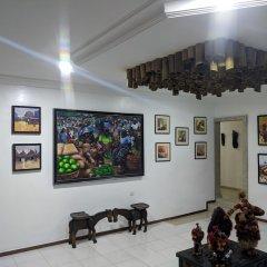 Отель NatureMark Gallery and Guest House фитнесс-зал