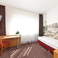 Novum Hotel Franke 3* Номер Эконом с разными типами кроватей