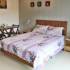 Апартаменты Laguna Bay Rental Apartments Паттайя комната для гостей