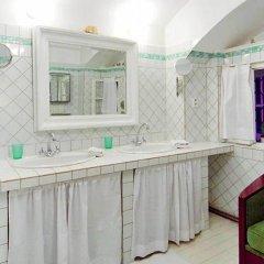 Family Hotel Okoř Тухловице ванная фото 2