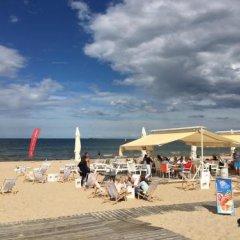 Отель Villa 33 Blisko Plaży Польша, Сопот - отзывы, цены и фото номеров - забронировать отель Villa 33 Blisko Plaży онлайн пляж фото 2
