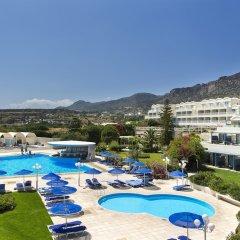 Отель Sunshine Crete Beach - All Inclusive бассейн