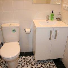 Апартаменты Avenida Apartments Piquer ванная
