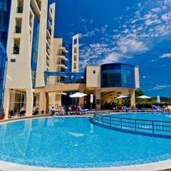 Отель Blue Pearl Hotel- Ultra All Inclusive Болгария, Солнечный берег - отзывы, цены и фото номеров - забронировать отель Blue Pearl Hotel- Ultra All Inclusive онлайн бассейн
