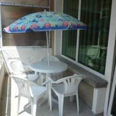 Отель Guest House Dani Поморие балкон