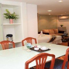 Отель Summit Pavilion Бангкок в номере