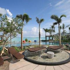 Отель Dusit Thani Guam Resort бассейн фото 3