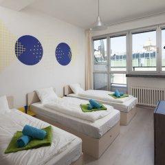 Апартаменты Premier Apartment Wenceslas Square I. Прага комната для гостей фото 4