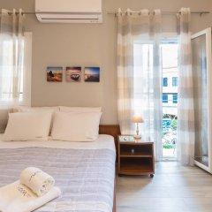 Отель Casa Voula Греция, Корфу - отзывы, цены и фото номеров - забронировать отель Casa Voula онлайн комната для гостей фото 3