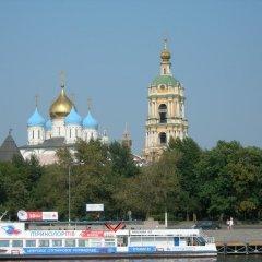 Hostel Proletarian Москва приотельная территория фото 2