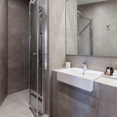 Апартаменты UPSTREET Luxury Apartments in Plaka Афины ванная