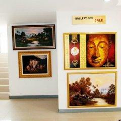 Отель Gold Dolphin Pattaya Таиланд, Паттайя - отзывы, цены и фото номеров - забронировать отель Gold Dolphin Pattaya онлайн удобства в номере фото 2