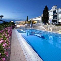 Hotel Zorna Plava Laguna бассейн