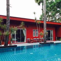 Foresta Boutique Resort & Hotel бассейн