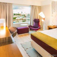 Отель Radisson Blu Sky Эстония, Таллин - 14 отзывов об отеле, цены и фото номеров - забронировать отель Radisson Blu Sky онлайн комната для гостей фото 2