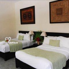 Отель Maya Turquesa Мексика, Плая-дель-Кармен - отзывы, цены и фото номеров - забронировать отель Maya Turquesa онлайн комната для гостей
