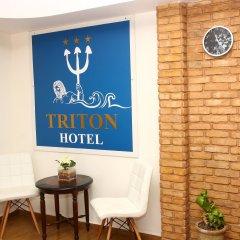 Hotel Triton интерьер отеля