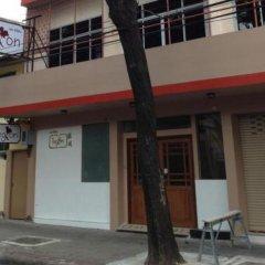 Отель The Region Бангкок парковка