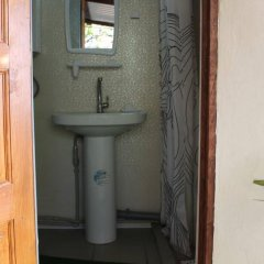 Гостиница Хостел Сочи в Сочи 1 отзыв об отеле, цены и фото номеров - забронировать гостиницу Хостел Сочи онлайн ванная