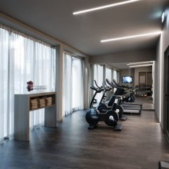 Отель Worldhotel Cristoforo Colombo фитнесс-зал фото 3