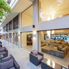 Отель Oktober Down Town Rooms Греция, Родос - отзывы, цены и фото номеров - забронировать отель Oktober Down Town Rooms онлайн балкон